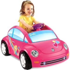 Power-Wheels-Barbie-Volkswagen-Beetle-Toy-Car