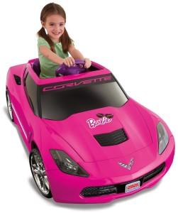 barbie-corvette