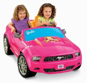 barbie-mustang
